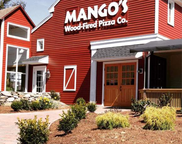 Mango's Wood-Fired Pizza