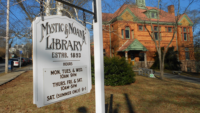 Mystic and Noank Library