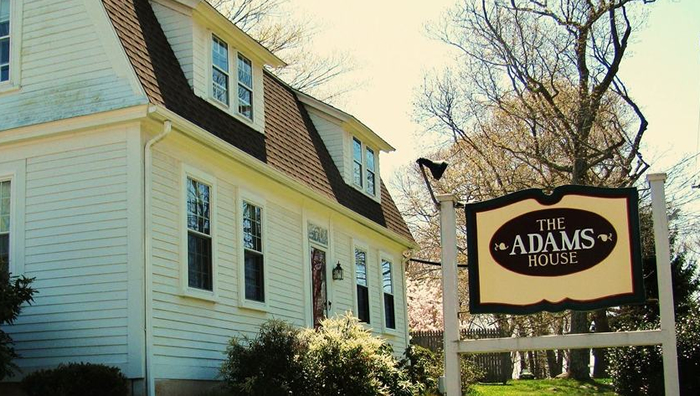The Adams House Bed and Breakfast