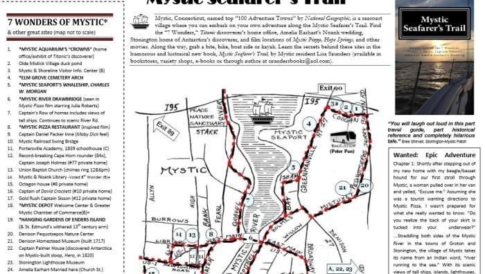 Mystic Seafarer's Trial Map Large