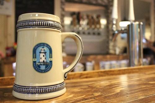 Outer Light Brew Mug