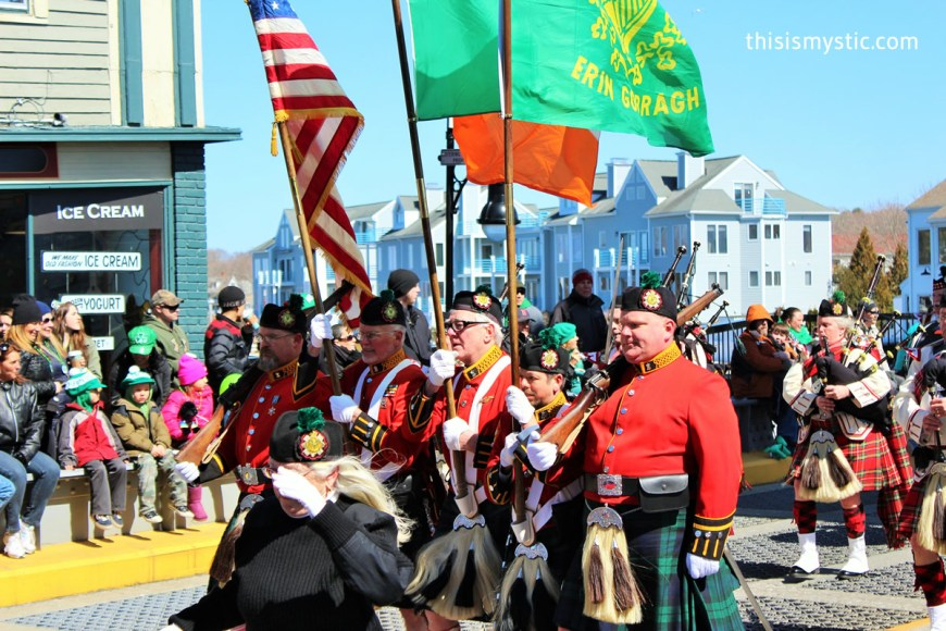 2016 Mystic Irish Parade