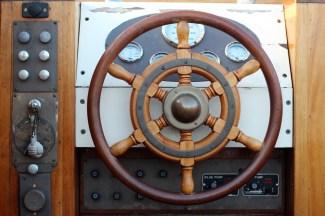 boat console