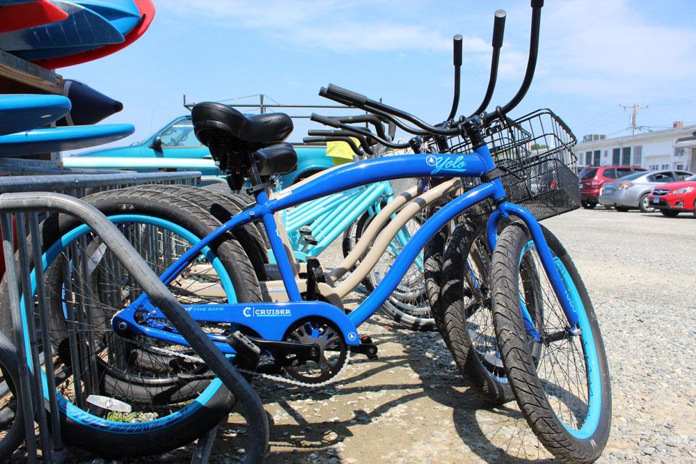 Rent Bikes In Mystic