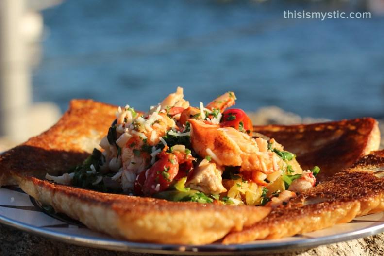 fords lobster salad