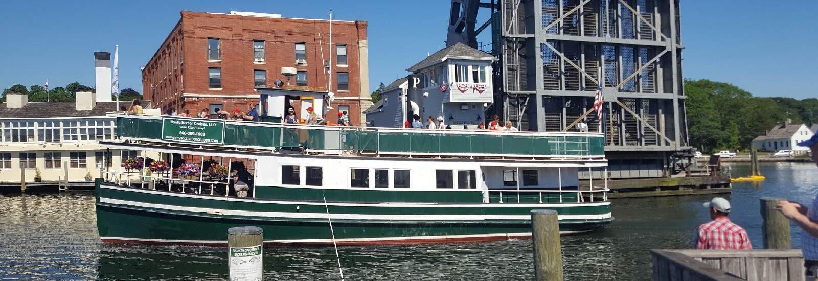Mystic Harbor Cruises - Prudence