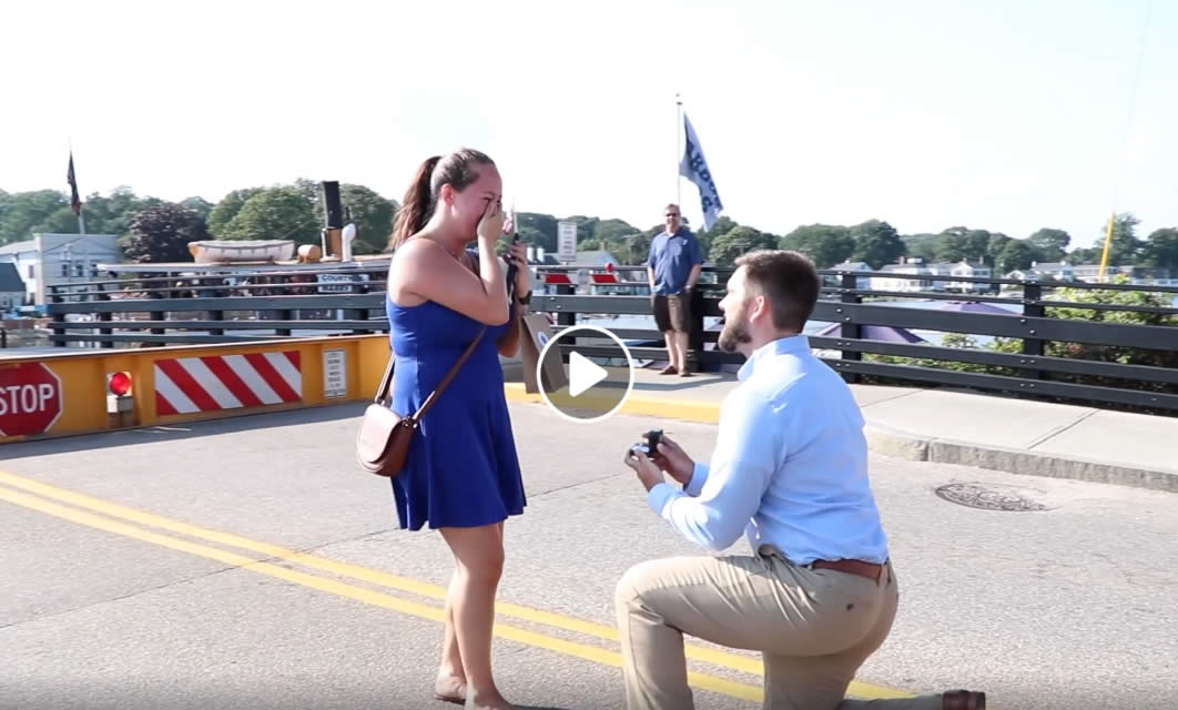 Mystic Marriage Proposal