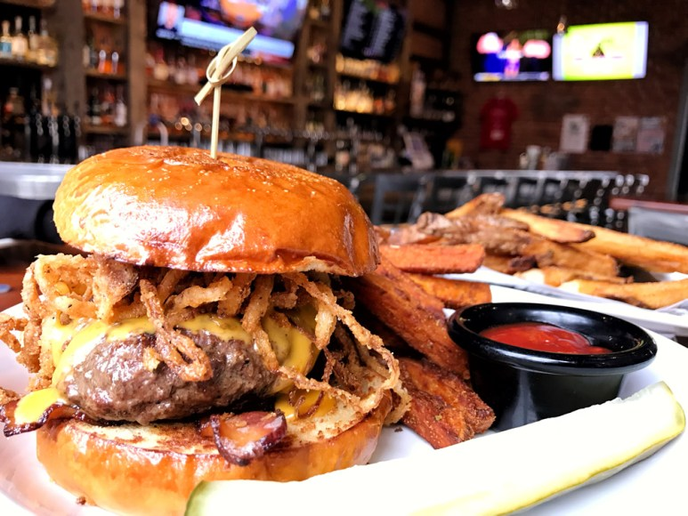 Friar Tucks Burger