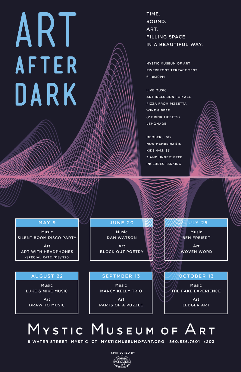Art After Dark 2019 Schedule
