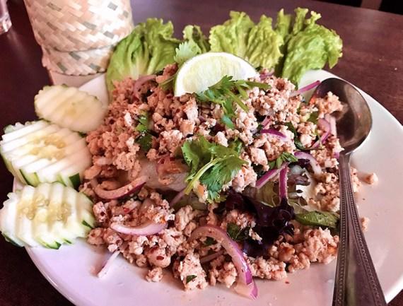laap salad