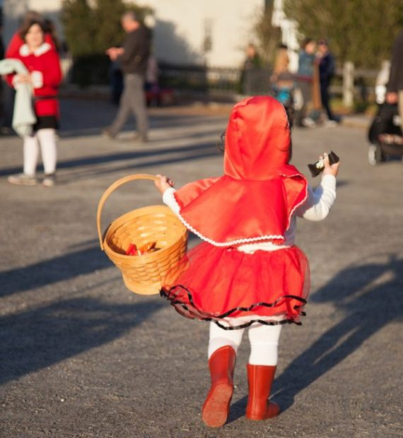 Mystic Seaport Trick or Treat