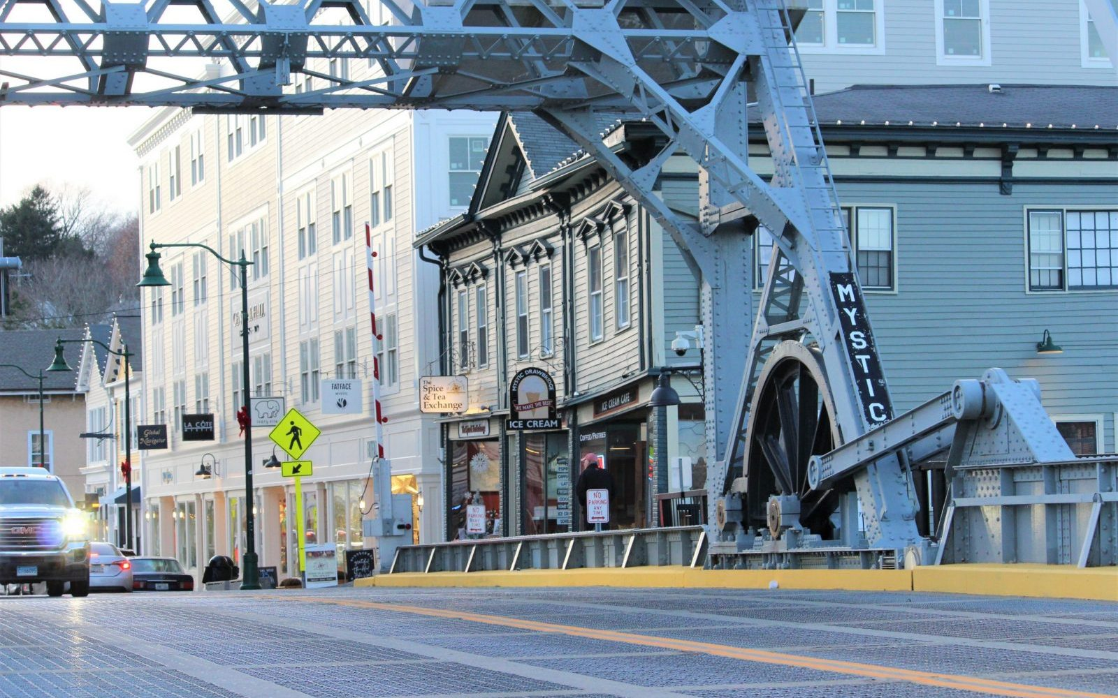 Bridge and West Main Street
