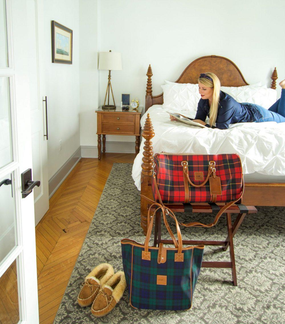 Whaler's Inn room