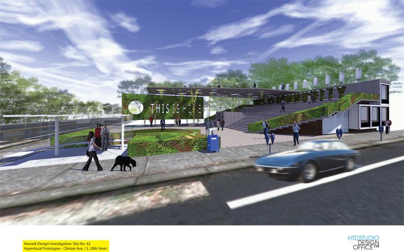 This is Newark Design Investigation