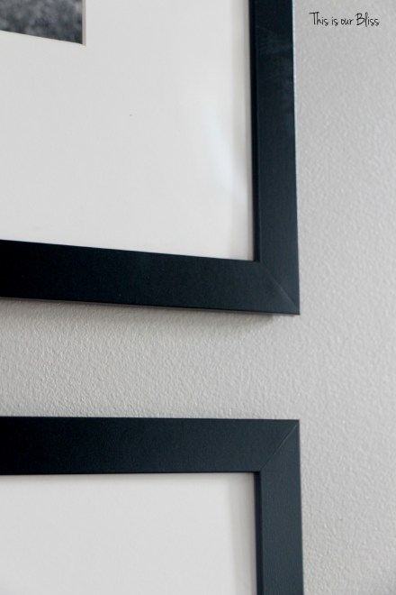 3 Stacked Frames Mini Playroom Gallery Wall This Is