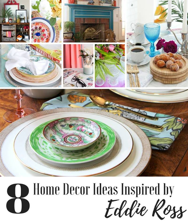 Eddie Ross Inspired by DIY | Monthly DIY Challenge | This is our Bliss