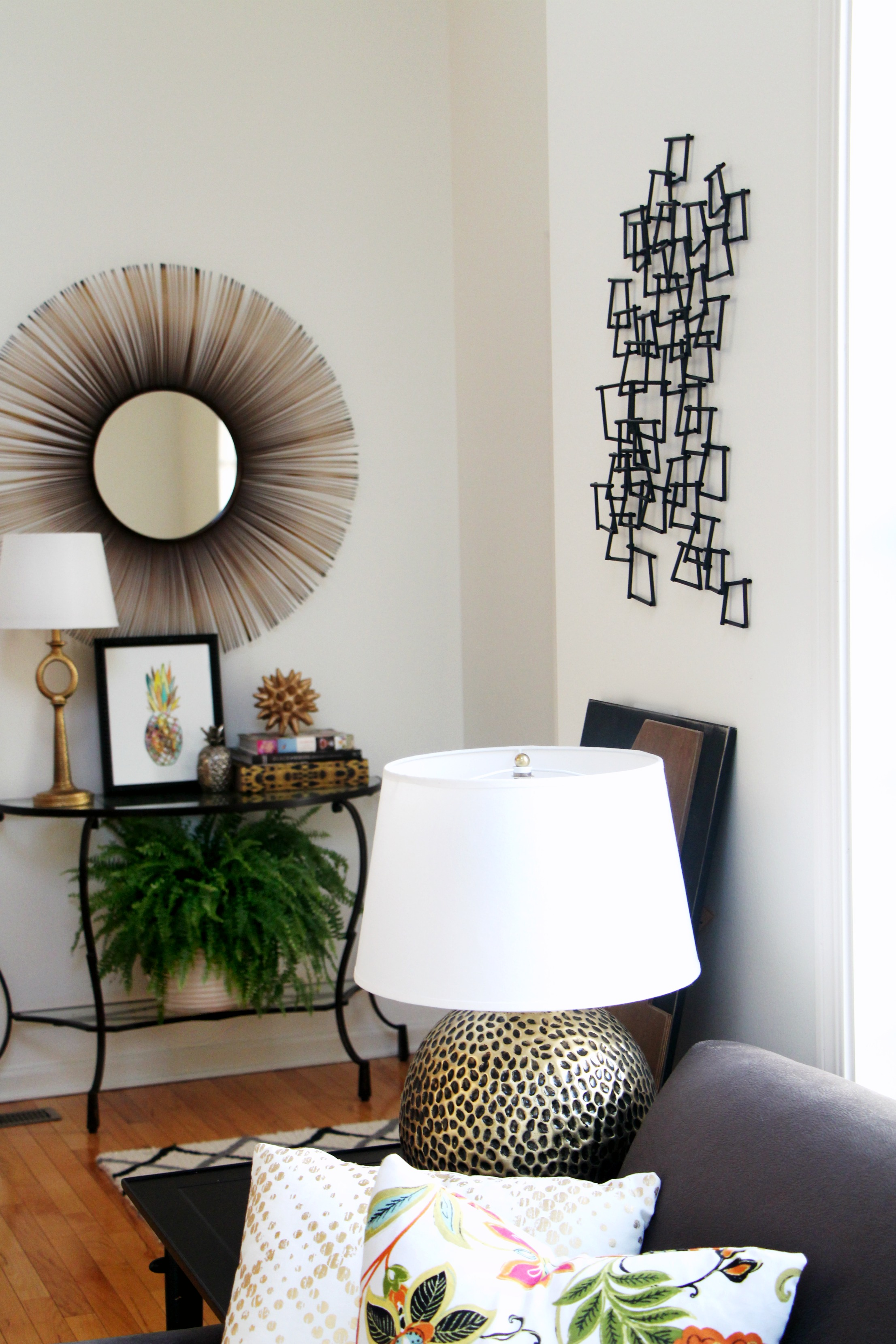 3d Wall Art For Contemporary Homes: DIY Pottery Barn Inspired 3D Wall Art