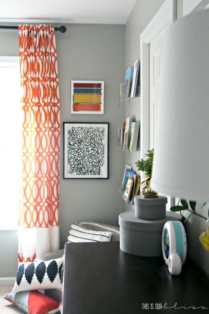bold-graphic-big-boy-room-book-corner-this-is-our-bliss