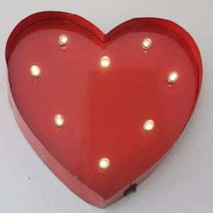 Marquee Heart