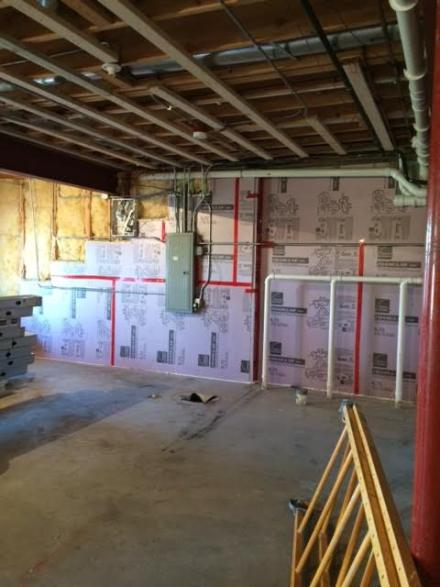 basememt insulation 1