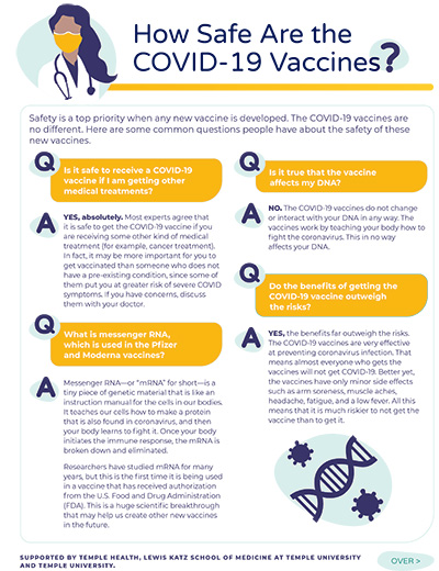 How Safe Are the COVID-19 Vaccines?
