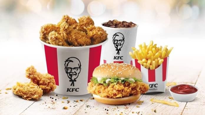 KFC Πειραιάς Wolt This is Piraeus