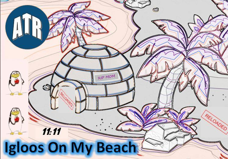 "[NEW MUSIC] ATR – ""IGLOOS ON MY BEACH""   @THEREAL_ATR"