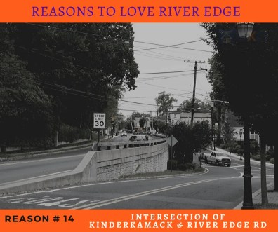 Reasons to Love River Edge - Our Streets