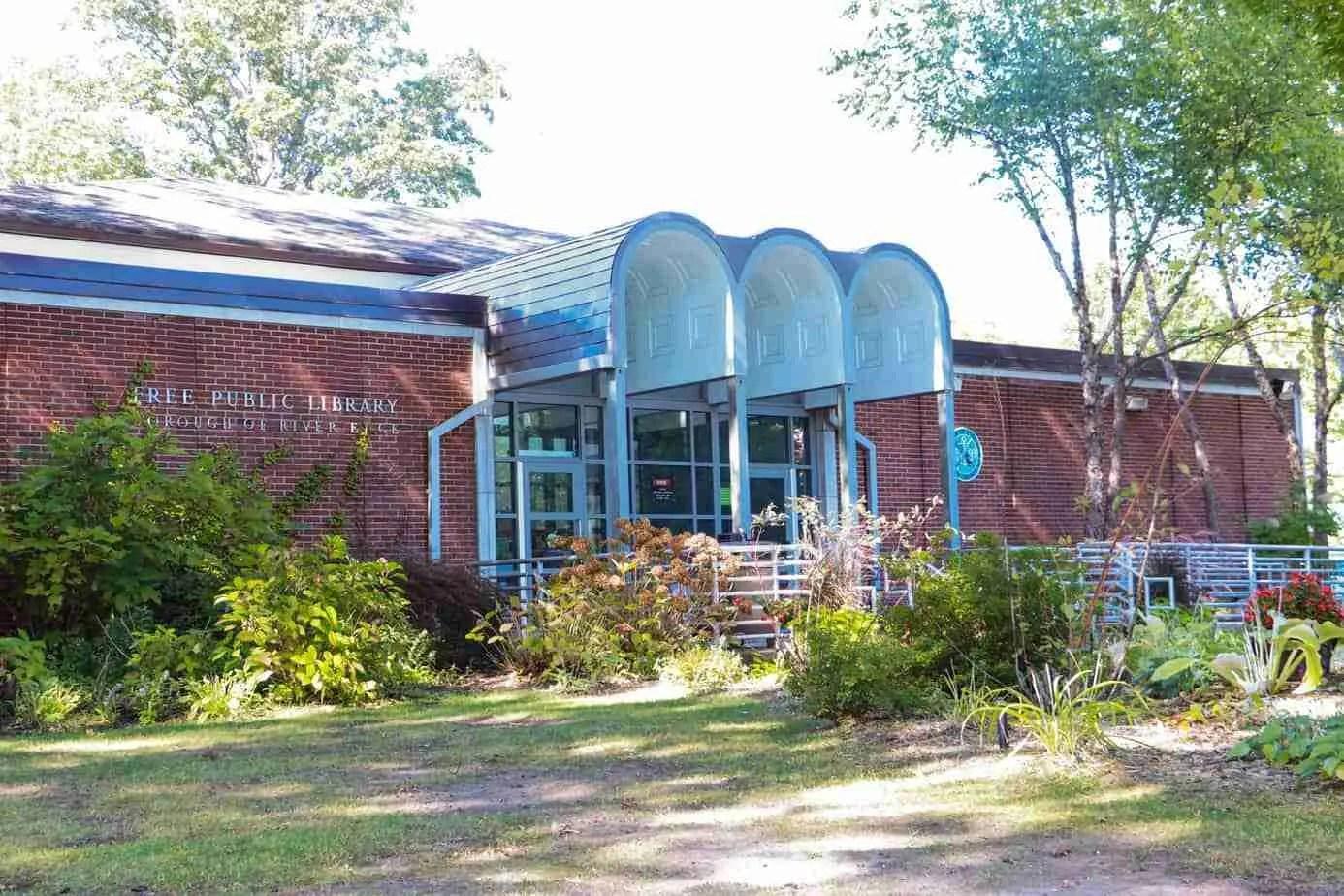River Edge Library