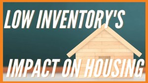 How Low Inventory May Impact the Housing Market This Fall in River Edge