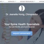 Dr. Jeanette Honig, Chiropractor