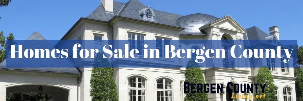 Homes for Sale in Bergen County