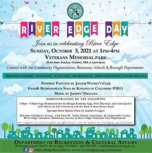 River Edge Day 2021