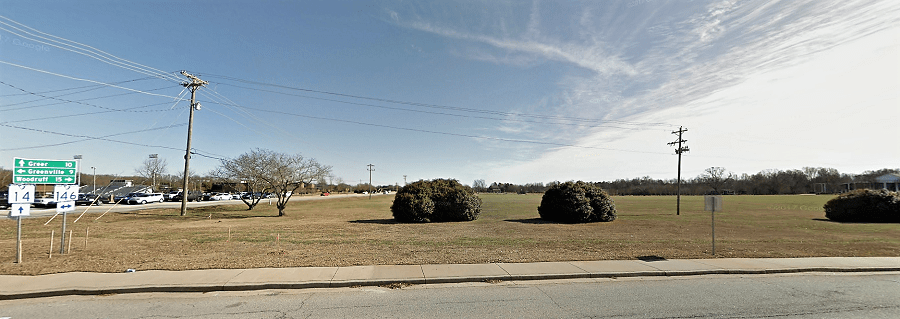 Hwy 14 and Woodruff Road land