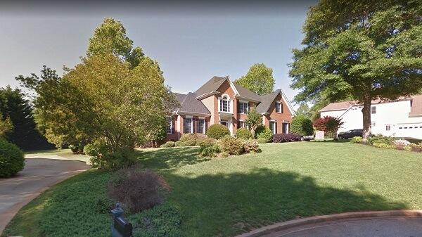 House at 4 Broken Pine Court Simpsonville SC 29681