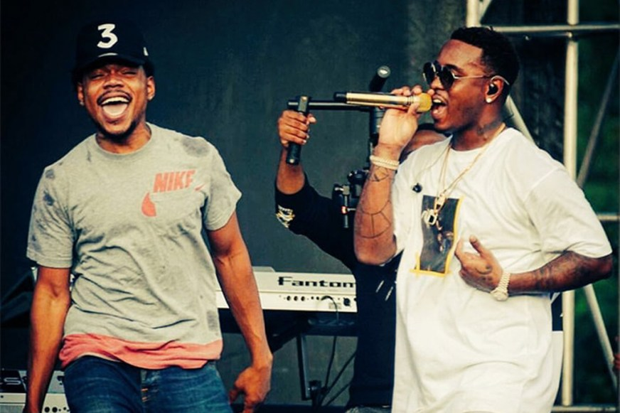 Chance the Rapper & Jeremih To Reunite For Joint Christmas ...
