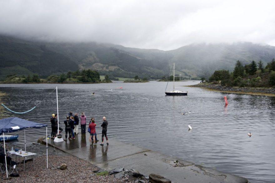 Glencoe Open Water Swim