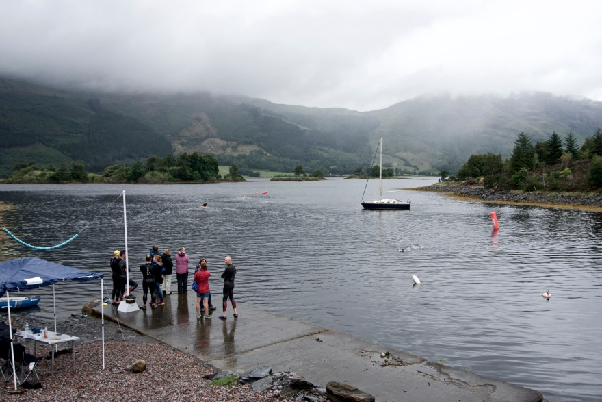 Glencoe Open Water Swim