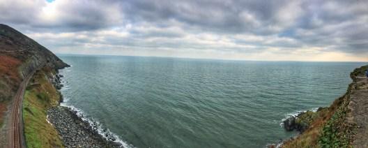 Fresh air and big skies at Bray