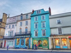 Oxford is a postcard city