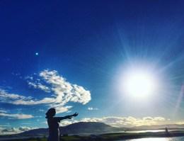 An incredible shot from Sligo Bay