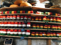 Unrequited love: a cheese shop