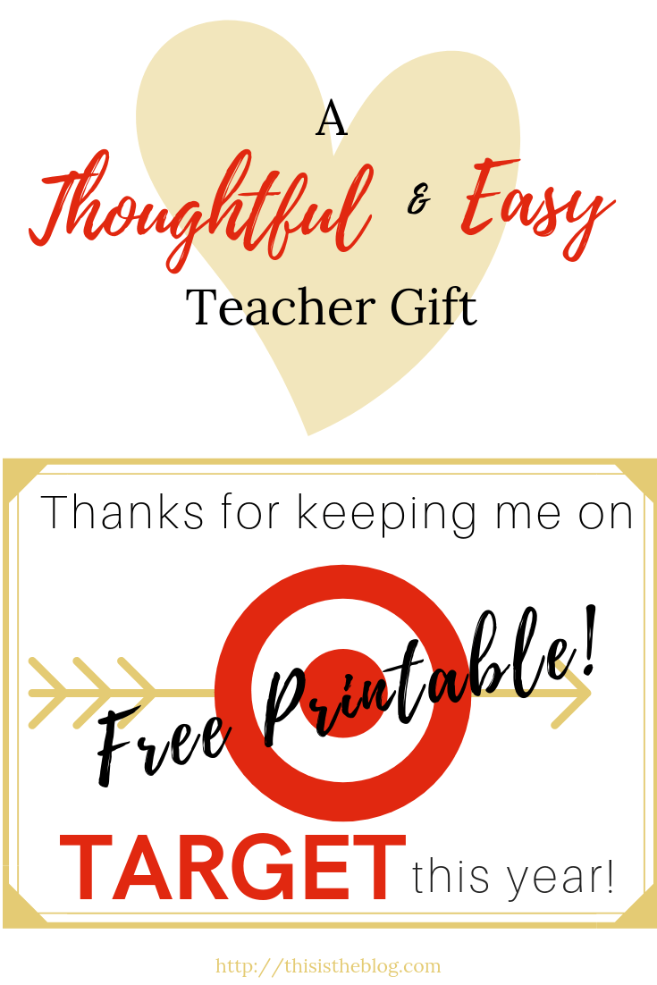 image about Printable Target Gift Card identify Aim Reward Card Printable: Finish of The Faculty Yr Instructor Reward