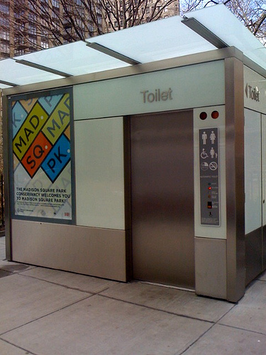 14 Places You Have to Poop Before You Die (3/6)