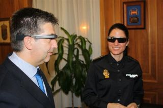 SPANISH POLICE INVESTIGATE USE OF GOOGLE GLASS