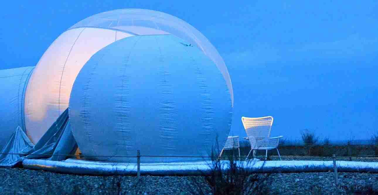 Aire de Bardenas capsula lunar