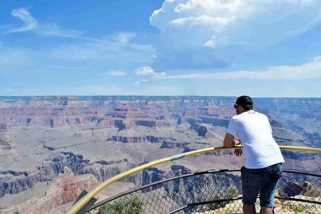 mirador del Grand Canyon