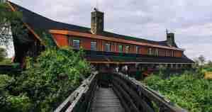 The Ark Aberdare Kenya