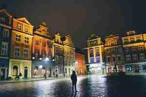 Plaza del Mercado, Poznán