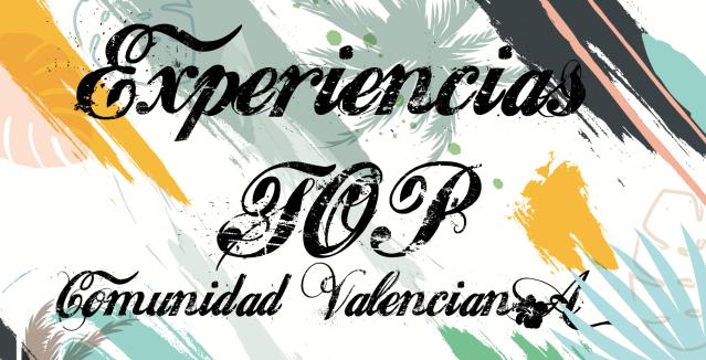 Experiencias Comunidad Valenciana